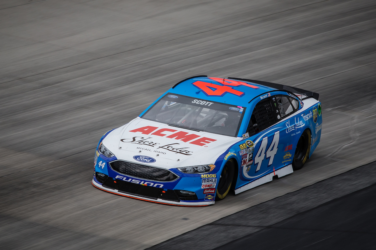 Richard Petty Motorsports Citizen Soldier 400 Race Report