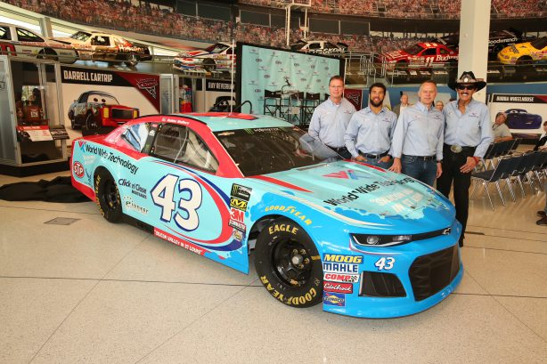Richard Petty Motorsports >> Richard Petty Motorsports And World Wide Technology Announce